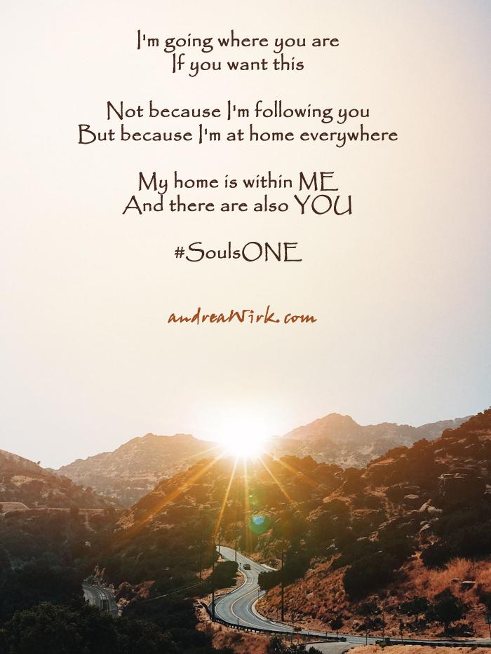 Souls Home ~ SoulsONE, SoulsLove